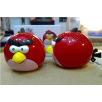 super new models of Angry bird portable speaker