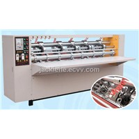 thin knife paper-partitioning & creasing machine