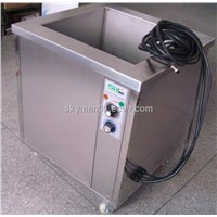 ultra sonic  cleaner machine used in car repair shop