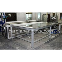 ultrasonic cutting machine for curtain blinds