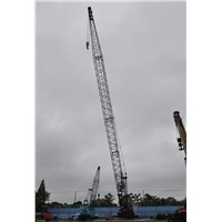 Used P&H 9125TC Slewing Truck Mounted Crane with Computer