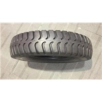 Wheelbarrow Tire TR13 Deep Pattern