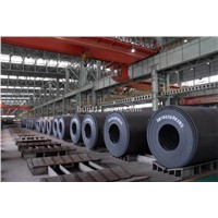 hot-rolled steel plate producton line