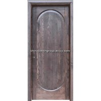 Solid Wood Interior Door