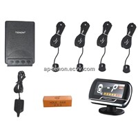 wireless CAR parking sensor system (P5001)