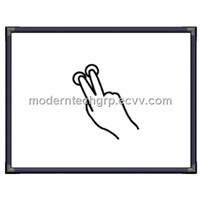 Multi Finger Touch Interactive Whiteboard