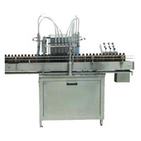 Automatic Syrup, Shampoo, Milk, Water Bottle Filling Machine