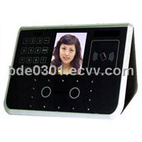 NZN Facial Recognition Biometric System Time Attendance and Biometric Access Control