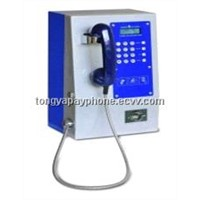 VoIP Metal Payphone