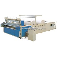 Toilet Roll/Kitchen Paper Making Machine (SJT-QFJ)