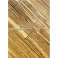 Strand Woven Bamboo floor Spice