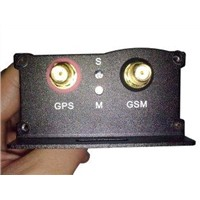 Mobile Phone 12v Real Time GPS Car Tracker with Alarm System