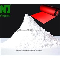 Nano Calcium Carbonate for PVC Profile Application