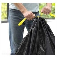 100%biodegradable compostable garbage trash bag