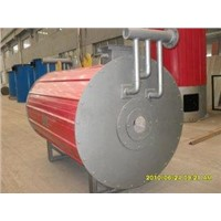 1200kw gas fired horizontal thermal oil boiler heating system