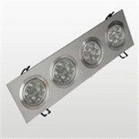16*1W led downlight