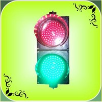 "200mm(8"") Without Lens Red + Green Vehicle LED Traffic Light (JD200-3-25-1A)"