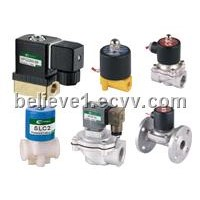 2W series small oriffice solenoid valve