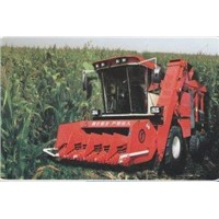 4YZ6-2300 Self Propelling Corn Harvester Machine