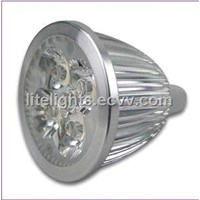 4 x 1W LED Spotlight Lamp