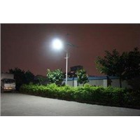 50W 3.2mm 600V DC hybrid off grid power Solar and wind street lights for bus station