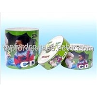 52X 700MB CD-R with spindle package
