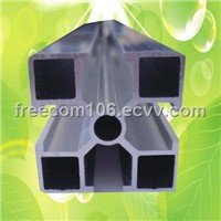 6063 Aluminium Extrusion Profiles With Anodized Surface Treatment
