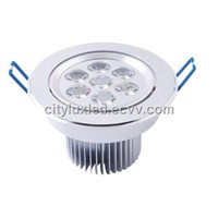 7W led downlights  CTL-7X1W-CL012