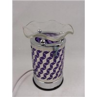 866stainless steel fragrance lamp with essential oil in it to fresh air