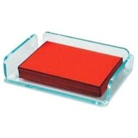 Acrylic Memo Holder for Office Use