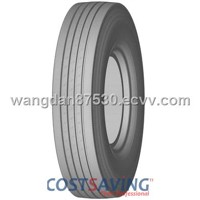 All Steel Truck Tyres 13R22.5 TBR