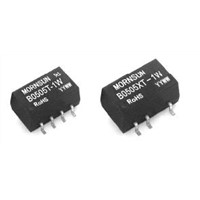 B0505(X)T-1W 1W, FIXED INPUT, ISOLATED & UNREGULATED,SINGLE OUTPUT DC-DC CONVERTER