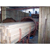 BW16.13 autoclave wood degrease antisepsis tank equipment