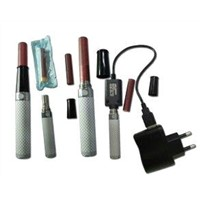 Black Cigarette Adapter Which Simulates Traditional Smoking