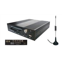 Bus Security H.264 ASIC 3G Mobile DVR Hard Disk with D1 Resolution