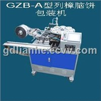 Camphor Cake Packaging Machine (GZB-A)