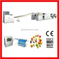 Candy Machine Abnormal Shape Bubble Gum Producing Line (QP150)