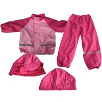 Children High Visibility Rain Gear