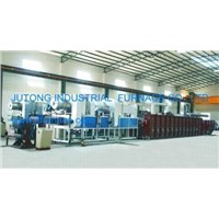 Bright Annealing Line for Carbon Steel Strips