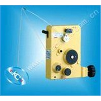 Coil winding tension device (Magnetic Tensioner with Cylinder) Cylinder tensioner