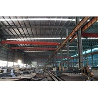 Crab Framed Single Girder Electric Overhead Traveling Crane