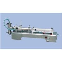 DYF One Head Liquid Filling Machine / Bottle Filling Machine