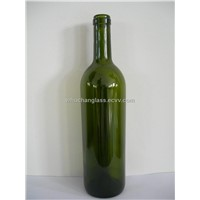 Dark Green Bordeaux Bottle