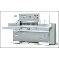 Digit Display Paper Cutting Machine