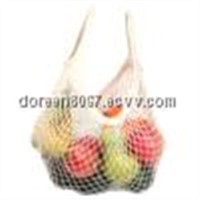 Discount Cotton mesh bag