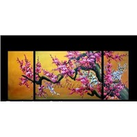 Elegant Handmade Canvas Art