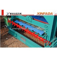 FD27-192-960 Step Tile Forming Machine