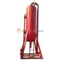 FLQ Poor boy degasser/Mud gas separator