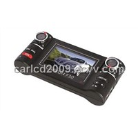 FULL HD CAR DVR with dual camera