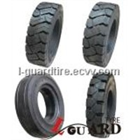 Forklift Solid Tyre  L-GUARD CHINA